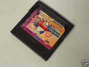 Sega Game Gear Desert Speedtrap for use with Sega Game Gear System