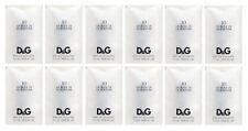 12 X D&G #10 La Roue De La Fortune Dolce Gabbana 0.05 OZ 1.5 ML Edt Spray Sample