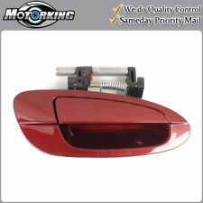 Exterior Door Handle Rear Right for 02-06 Nissan Altima AX3 Red Mica Pearl B4005