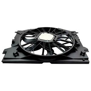 Motor Cooling Fan Assembly 2115050555 For Mercedes-Benz E350 E400 E220 2003-2008