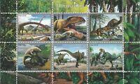 Dinosaurier Togo postfrisch   2591