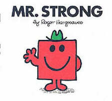**NEW PB** Mr. Strong by Roger Hargreaves