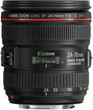 Canon EF 24-70mm f/4 L IS USM Lens - Black