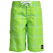NWT Boys Quiksilver Board Shorts Swim Trunks $44 Size 25  Free Shipping