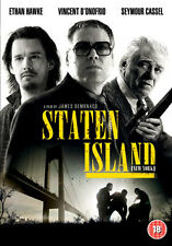 DVD:STATEN ISLAND - NEW Region 2 UK