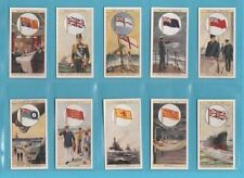 Overseas Issue Flags Collectable Cigarette Cards