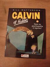 Z11 BD CALVIN ET HOBBES C40.