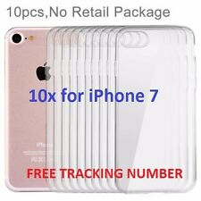 10x HAWEEL for iPhone 7 Soft Transparent TPU Case(Transparent) *TrackingNumber*