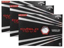 Callaway Diablo Tour 3 Dozen Golf Balls - White