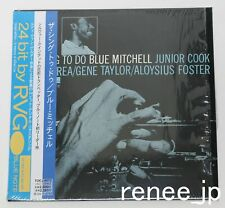 Blue Mitchell / The Thing To Do Japan Mini LP Blue Note CD W / Obi Tocj-9573