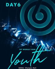 DAY6 DAY 6 1ST WORLD TOUR Youth OFFICIAL GOODS LIGHT BAND NEW