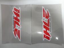 Ihle forcella forchetta Pellicola Protezione Pellicola Protettiva pietrisco KXF RMZ CRF KTM SX SXF GRIGIO