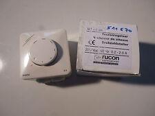 MTY2 RUCON variateurs de vitesse monopahsé 230VAC toerental regelaar 0.2-2A