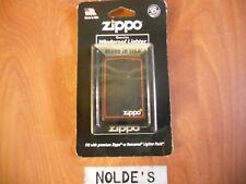 Zippo Black Matte w/ Red Border 218Zb (Cs1338 Ds1432B1]