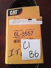 Rubber D/&D PowerDrive 6L6557 Caterpillar Replacement Belt 72.27 Length