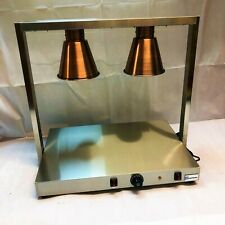 Quantum CE ® Heated Carvery Display Hot Plate Copper Gantry 760mm wide KSL-CD2