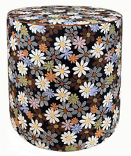 MISSONI HOME POUF 45x45cm GOLDEN AGE B&W COLLECTION ORSAY 160