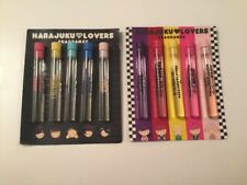 RARE!!! Harajuku Lovers By Gwen Stefani Perfume Sample Collection Brand New