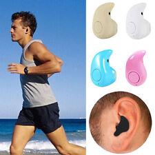 Smallest Bluetooth Earphone Headset Wireless In-Ear Headphones Stereo Music OZ