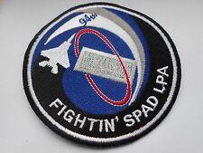 RAF/USAF   squadron cloth patch FIGHTING SPAD LPA  94TH