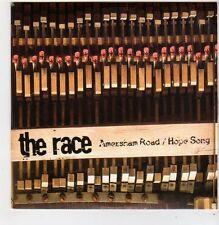 (FF672) The Race, Amersham Road / Hope Song - 2005 DJ CD