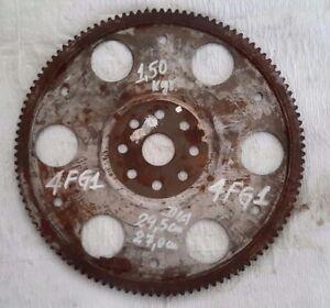 Isuzu 4FG1 flywheel used
