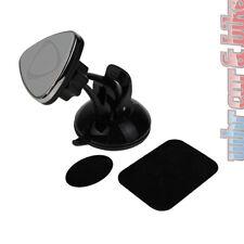 Eufab Handyhalter Halterung mit Magnet Saugnapf Saugfuß 360° Drehung universell