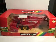 Britains 9570 MF Combine Harvester Within Its Original Box