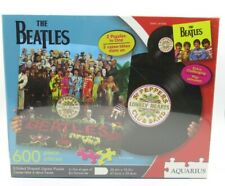 The Beatles Aquarius 600 Piece 2 Sided Jigsaw Puzzle Sgt Pepper