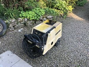 karcher pressure washer Hds 650 Hot And Cold