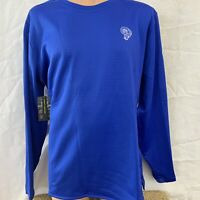 Los Angeles Rams New Men's Nike Royal Alternate Sideline Coaches Long Sleeve 2XL