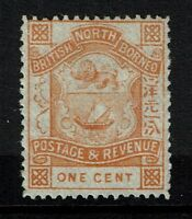 North Borneo SG# 37, Mint Lightly Hinged - Lot 111616
