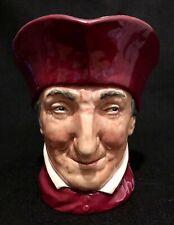 ROYAL DOULTON 'THE CARDINAL' D5614 1936-60 LARGE TOBY CHARACTER JUG