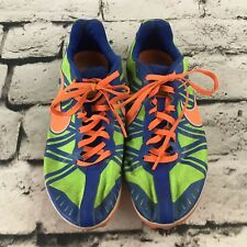 Nike Zoom Waffle XC Track Running Spikes Men's Size 5 Green