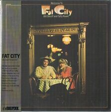 Fat City- Bill Danuff and Taffy Nivert  ( Big Pink ) korea papersleeve  CD