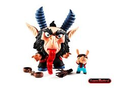 "Krampus 5"" Inch Dunny Scott Tolleson x Kidrobot - Brand New in Box"