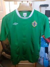 Northern Ireland Football Shirt Size Adults Medium