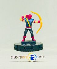 Heroclix Avengers Infinity Hawkeye Fast Forces #004 w/ Card