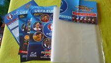 PANINI CLASSEUR BINDER FOOTBALL ADRENALYN XL EURO 2016 FRANCE