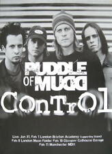 PUDDLE OF MUDD POSTER CONTROL