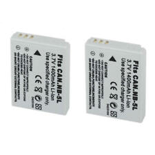 Battery for CANON NB-5L PowerShot SD700 IS SD790 IS SX200 IS SX230 HS SD900