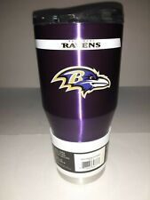 Baltimore Ravens NFL 24 oz  Travel Tumbler by Boelter