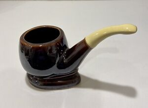 Vintage~Ceramic~Smoking/Pipe Planter or Holder