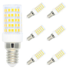 6X 10W Dimmbar E14 LED Lampe Energiesparlampe Leuchtmittel 800lm Warmweiß 3000K