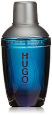 Valentines Day Hugo Boss Perfume Dark Blue For Men Eau De Toilette Spray 2.5 Oun