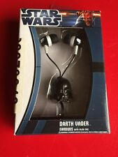 Headphones Star Wars Darth Vader Earbuds with inline Microphone