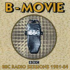 B-MOVIE - BBC RADIO SESSIONS 1981-84 - 2001