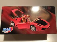 1:18 Ferrari F430 Spider Titanium Silver Limited 509 pcs