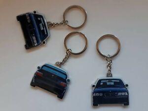 BMW e36 Key chain Key ring GT Class 2 BMW Motorsport M3 Evo M Power M technic