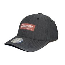 Mitchell & Ness AJUSTABLE 110 CURVADO Poly ESPINAS Own MARCA / Carbón / One S